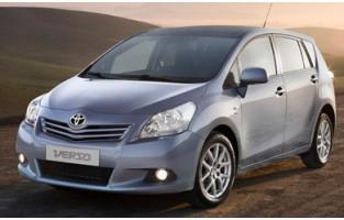 Toyota Verso (2009 - 2013) economical car mats