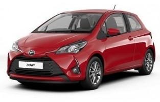 Toyota Yaris 3 or 5 doors (2017 - current) economical car mats