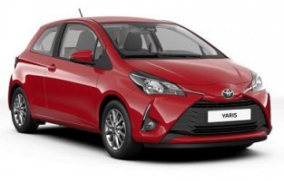 Toyota Yaris 3 or 5 doors (2017 - current) excellence car mats