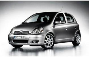 Toyota Yaris 5 doors (1999 - 2006) economical car mats