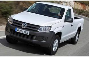 Volkswagen Amarok Single cab (2010 - 2018) economical car mats