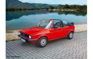 Volkswagen Golf 1 Cabriolet (1979 - 1993) economical car mats