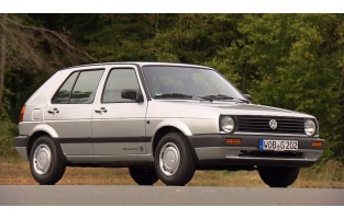 Volkswagen Golf 2 economical car mats