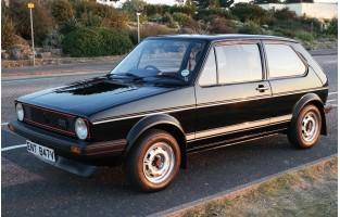 Volkswagen Golf 1 (1974 - 1983) economical car mats
