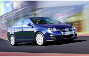 Volkswagen Jetta (2005 - 2011) economical car mats