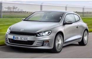 Volkswagen Scirocco (2012 - current) economical car mats