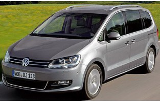 Volkswagen Sharan 7 seats (2010 - current) excellence car mats