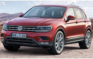 Volkswagen Tiguan (2016 - current) economical car mats