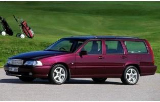 Volvo V70 (1996 - 2000) economical car mats