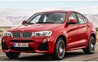BMW X4 (2014-2018) economical car mats