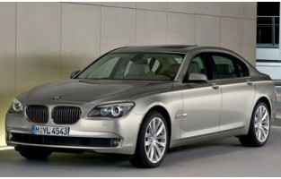 Tailored suitcase kit for BMW 7 Series F02 long (2009-2015)
