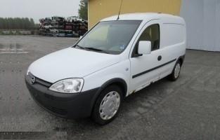 Opel Combo C 2 seats (2001-2011) reversible boot protector