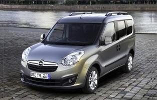 Opel Combo D 5 seats (2011 - 2018) reversible boot protector