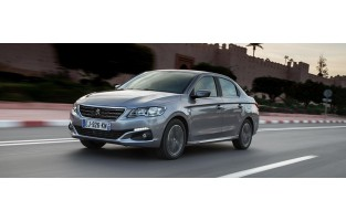 Peugeot 301, (2017-Current) reversible boot protector