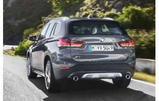Tailored suitcase kit for BMW X1 F48 Restyling (2019 - Current)