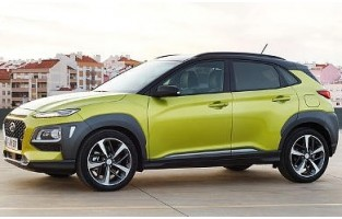 Tailored suitcase kit for Hyundai Kona SUV (2017 - Current)