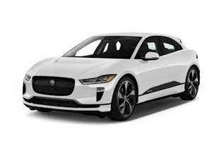 Tailored suitcase kit for Jaguar I-Pace