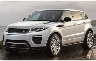 Tailored suitcase kit for Land Rover Range Rover Evoque (2015 - 2019)