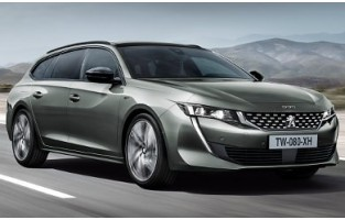 Peugeot 508 SW (2019 - Current) reversible boot protector