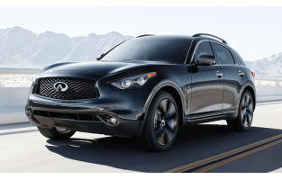Infiniti QX70 economical car mats