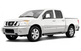 Nissan Titan economical car mats