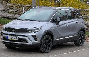 Opel Crossland X economical car mats