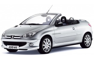 Peugeot 206 CC economical car mats