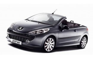 Peugeot 207 CC economical car mats