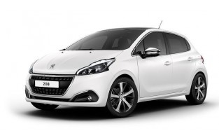 Tailored suitcase kit for Peugeot 208 (2012-2019)