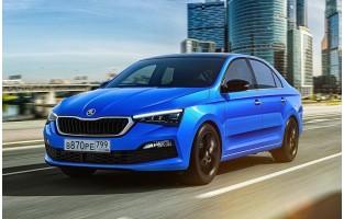 Skoda Rapid economical car mats