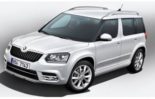 Skoda Roomster economical car mats