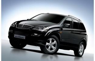 SsangYong Kyron economical car mats